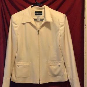 Ivory, light cream Tailored Blazer